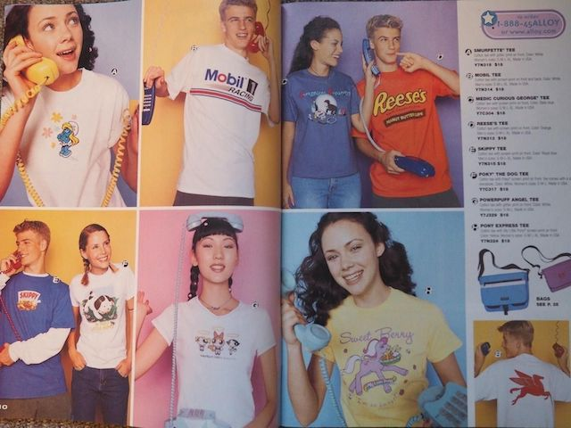 Shopping Catalogs