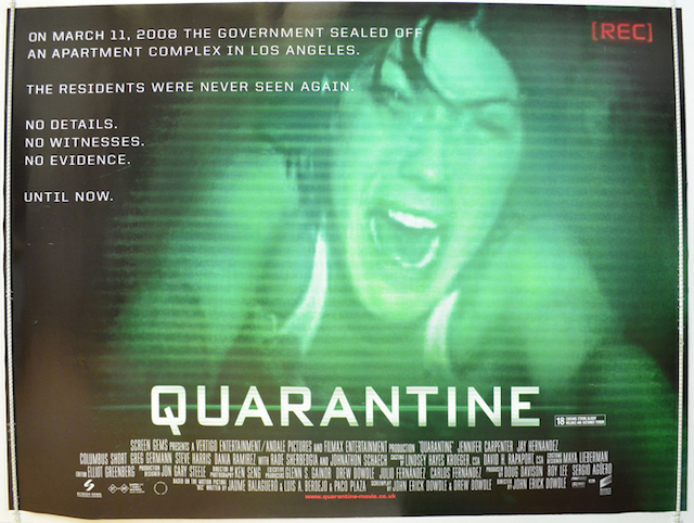 Pandemic Movies Quarantine