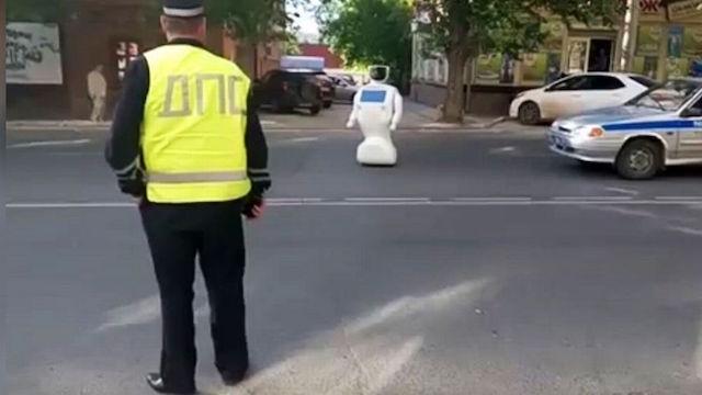 Russian Robot Escape