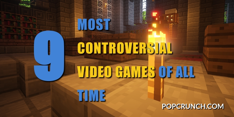 Controversial Video Games