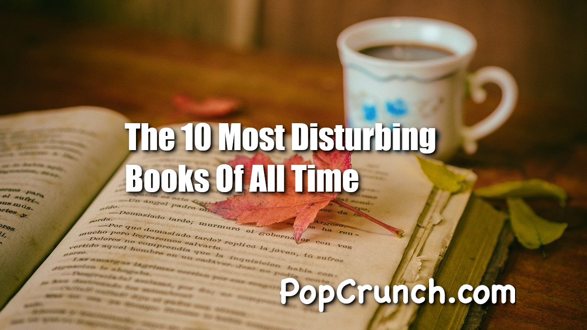 Most Disturbing Books