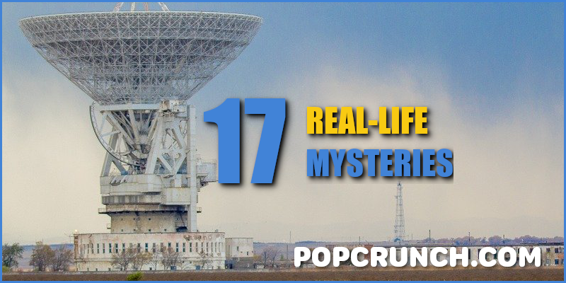 17 Real-Life Mysteries